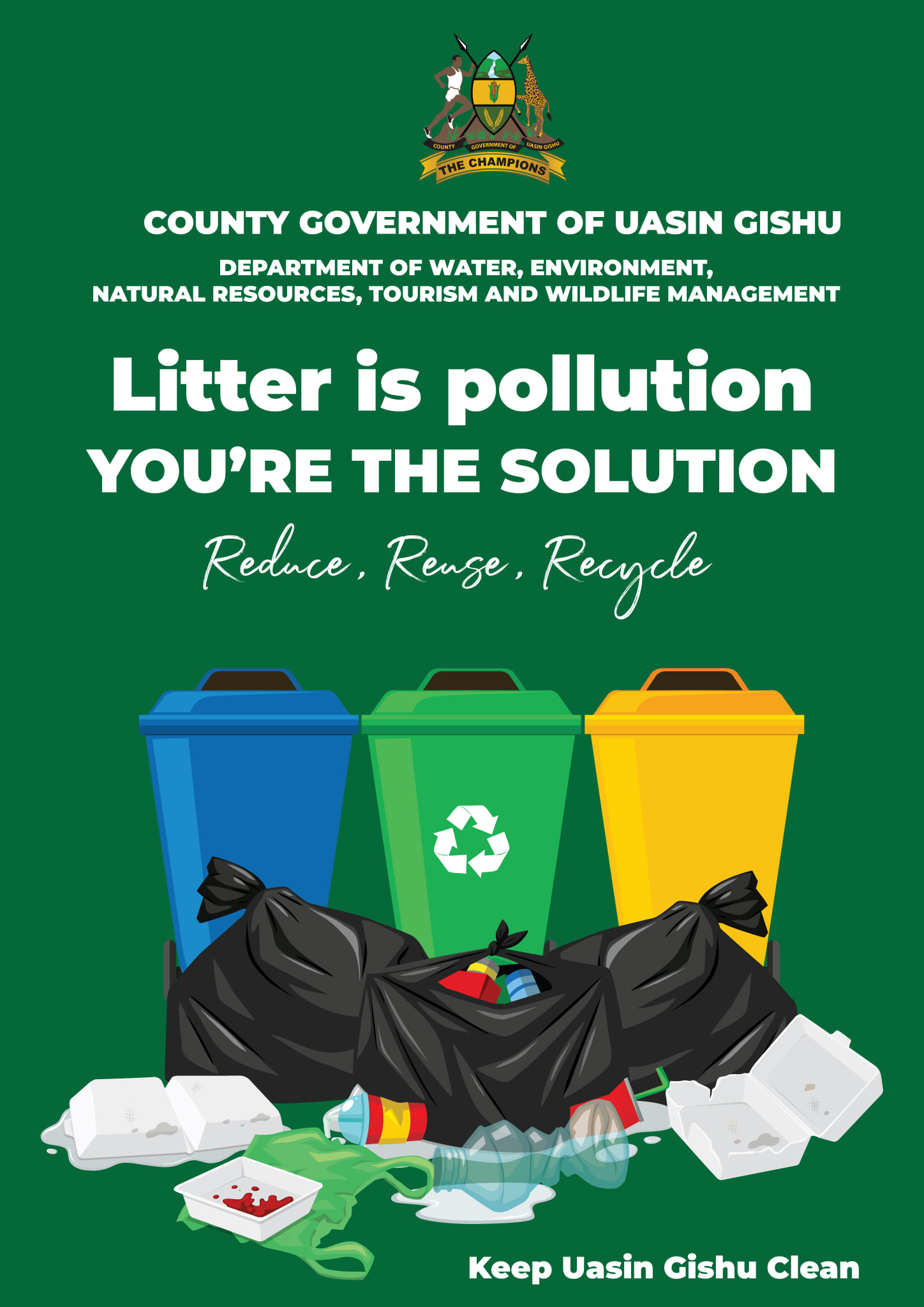 County Government of Uasin Gishu Ad