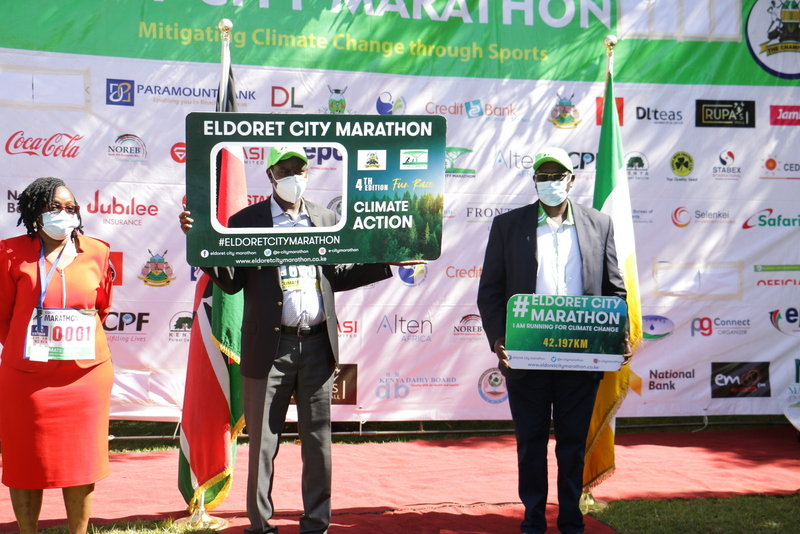 Eldoret City Marathon 3rd Edition to be Held on April 11, 2021
