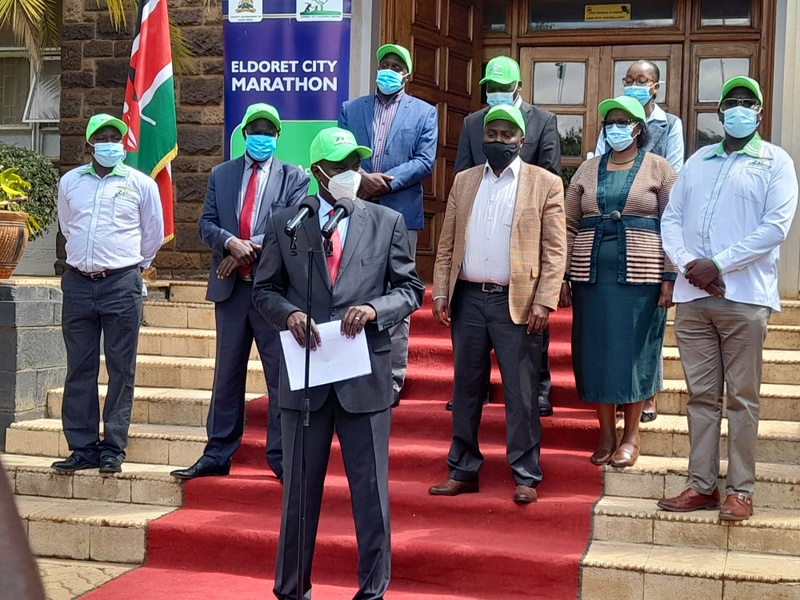 Eldoret City Marathon 3rd Edition Postponed Indefinitely