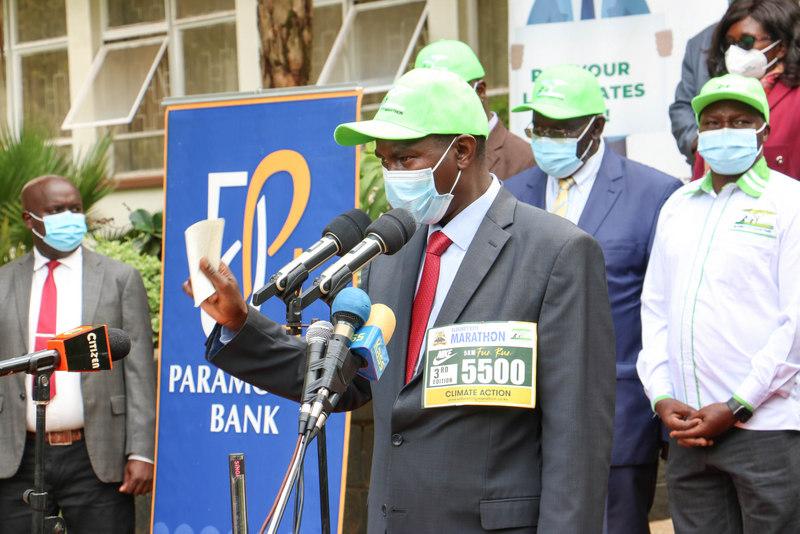 Eldoret City Marathon 3rd Edition to be Held on 6th June 2021